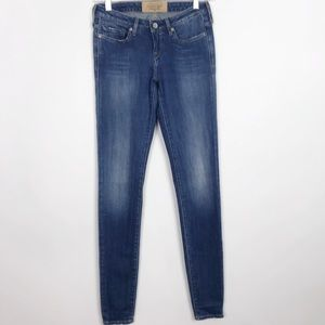 Levi's Blue Tab Made & Crafted Pins Skinny Jeans